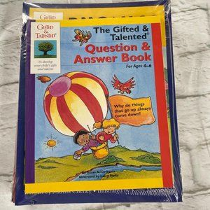 Lowell House Gifted Talented Workbooks Bundle of 8